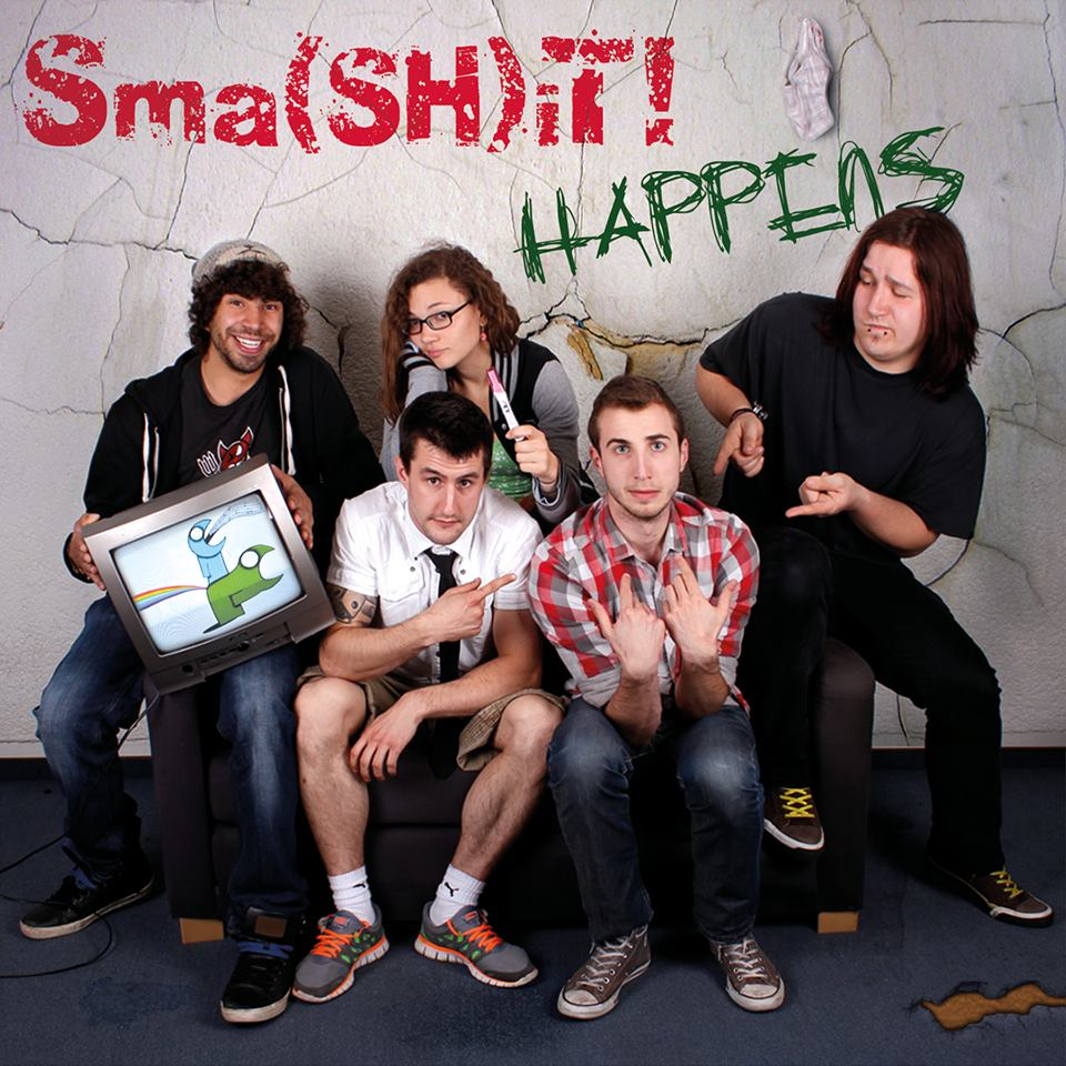 Photo: SmashitAlbumCover